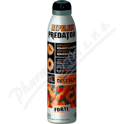 Repelent Predator Forte spray XXL 300ml