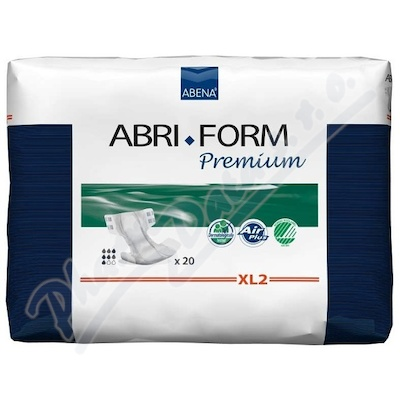 Inkont.kalhotky Abri Form Premium XL2. 20ks