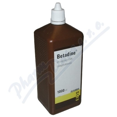 Betadine (chirurg.)liq.1x1000ml (H)