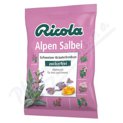 RICOLA Šalvěj bez cukru 75g