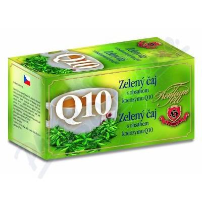 HERBEX Zelený čaj s Q10 Premium Tea n.s.20x1.5g