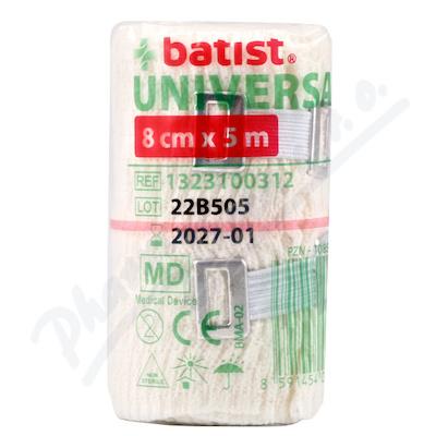 Batist obinadlo elastické Universal 8cmx5m 1ks