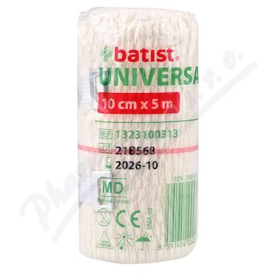 Batist obinadlo elastické Universal 10cmx5m 1ks