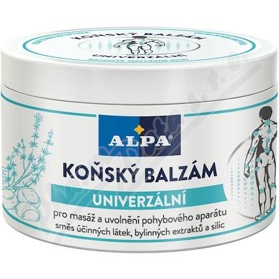 Alpa Koňský balzám univerzální 250ml