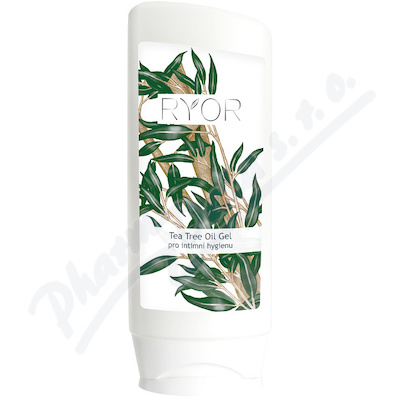 RYOR Gel pro intimní hygienu s TTO 200 ml