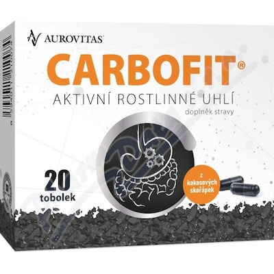 Dacom Pharma Carbofit 20 tablet
