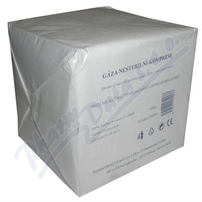 Gáza kompr.nester.10x10cm/100ks CJZ
