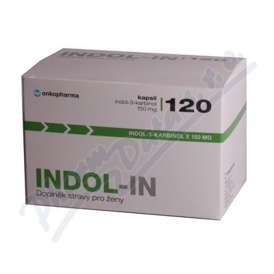 INDOL-IN pro ženy cps.120