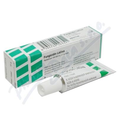 Fungicidin ung.1x10g Léčiva