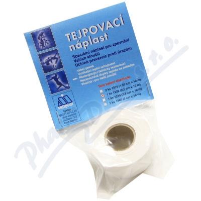 Náplast Mediplast 2.5cmx10m 1ks 1220XT tejpovací
