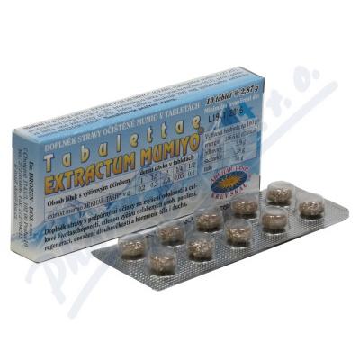 Mumiyo tabulettae extractum Dr.DROZEN 2.87g=10tbl