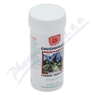 Dr.Popov Chuchuhuasi cps.60
