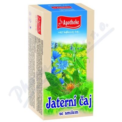 Apotheke Jaterní čaj 20x1.5g