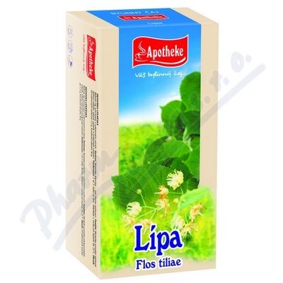 Apotheke Lípa květ čaj 20x1.5g