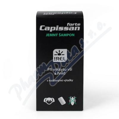Capissan FORTE jemný šampon při výskytu vší 200ml