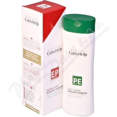 CutisHelp LUPY-EKZÉM konopný šampon 200ml