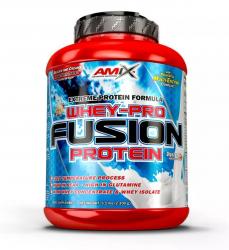 Amix Whey Pure Fusion Protein 2300 g - Vanilka