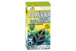 Čaj Milota - Borůvka černá plod 50g