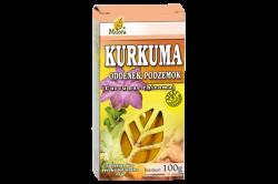 Čaj Milota - Kurkuma oddenek mletý 100g