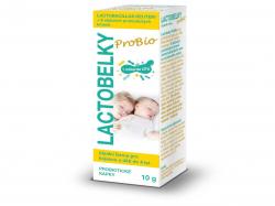 Lactobelky Probio probiotické kapky 10 g