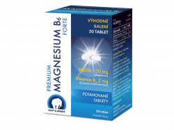 Premium Magnesium B6 Forte 50 tablet
