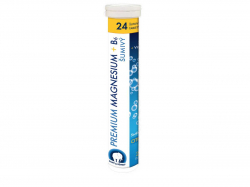 Premium Magnesium + B6 24 šumivých tablet