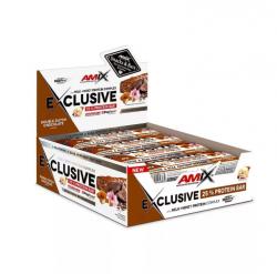 Amix Exclusive Protein Bar - Dvojitá čokoláda 40 g