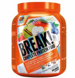 Extrifit Protein Break! 900 g -Borůvka