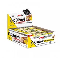 Amix Exclusive Protein Bar - Banán Čokoláda 85g