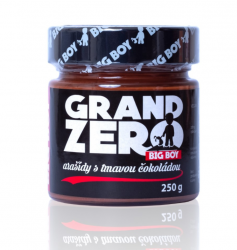 BIG BOY Grand Zero s tmavou čokoládou 250g