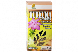Čaj Milota - Kurkuma oddenek řezaný 50g