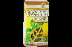 Čaj Milota - Bazalka pravá nať 50g