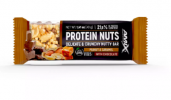 AMIX Protein Nuts Bar 40 g Peanut-Caramel