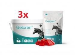 Contipro Geloren HA višňový kloubní výživa 3 x 1350 g