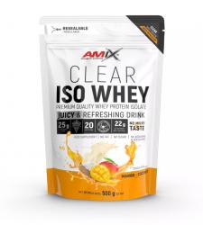 AMIX Clear Iso Whey 500 g - Mango/Kokos