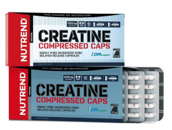 NUTREND CREATINE COMPRESSED CAPS